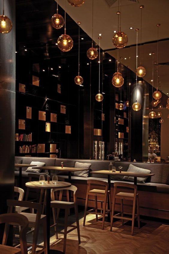 طراحی دکوراسیون داخلی با نورپردازی خاص