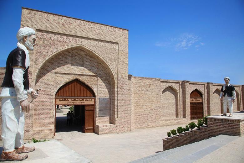 رستوران سنتی باباقدرت مشهد