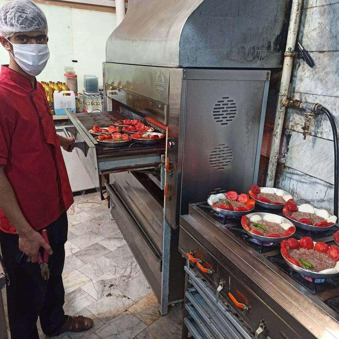 بهترین کباب تابه ای مشهد در ابوالفضل ترکه