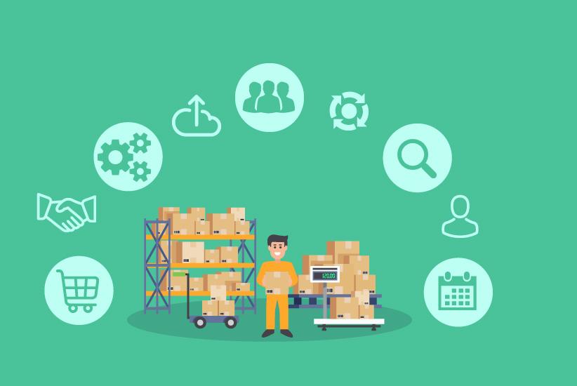 مدیریت کالا و داراییها
