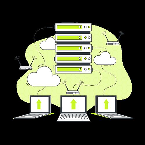 قابلیت اتصال نرم افزار باران به سایر سیستم ها