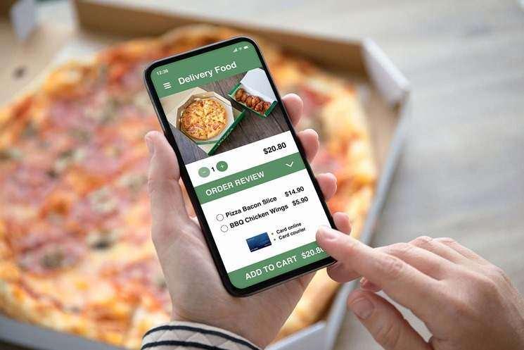 سفارشات بیرون بر تهیه غذا راهی برای افزایش فروش