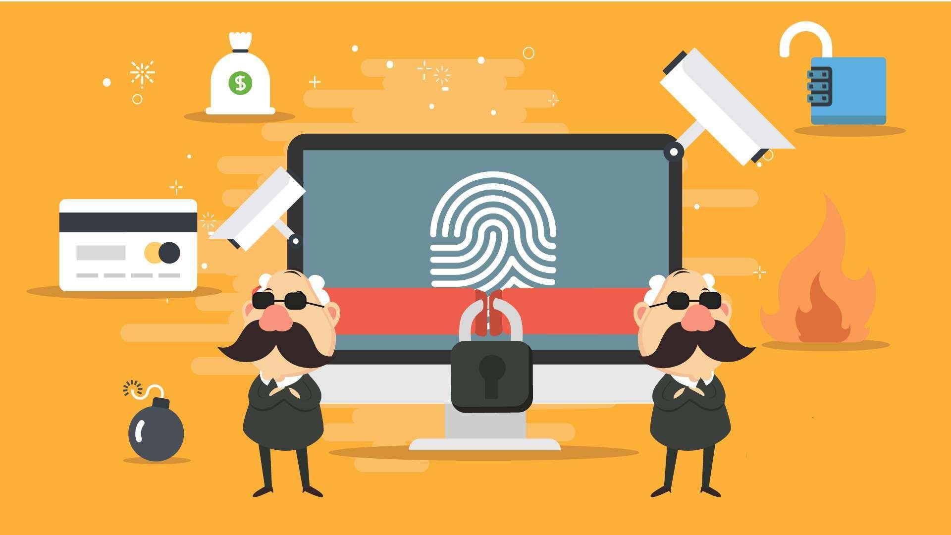 افزایش امنیت و حریم خصوصی سایت فروشگاهی