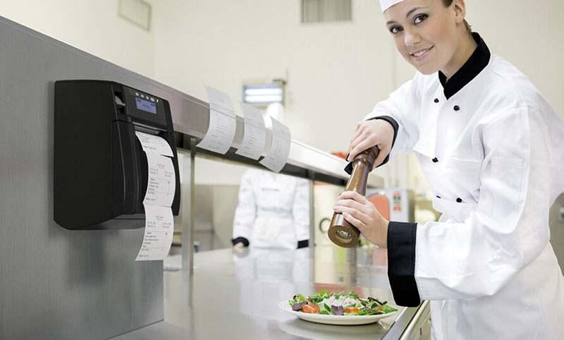 صدور اتومات فاکتور برای مدیریت آشپزخانه رستوران