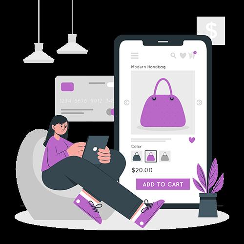 سایت فروشگاهی و خرید آنلاین