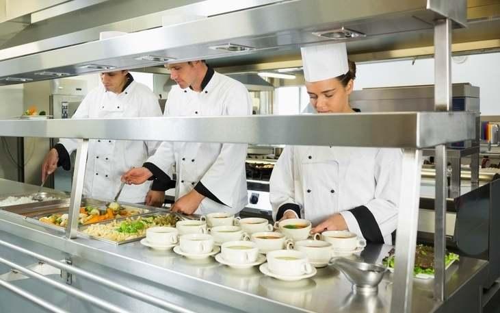 آشپزخانه - کترینگ - تهیه غذا